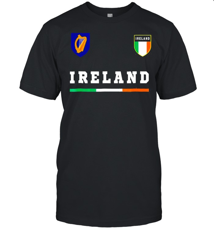Ireland Sportsoccer Jersey shirt Classic Men's T-shirt