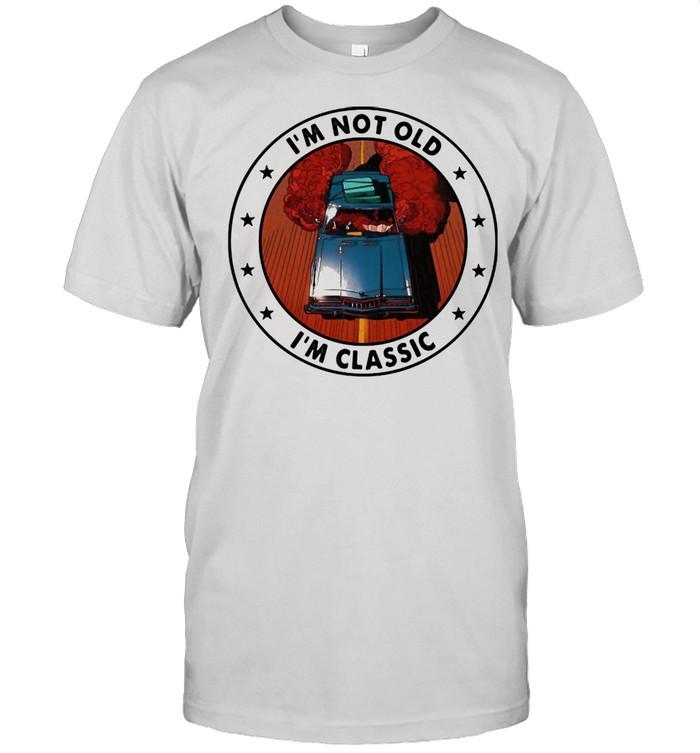 I'm Not Old I'm Classic Car  Classic Men's T-shirt
