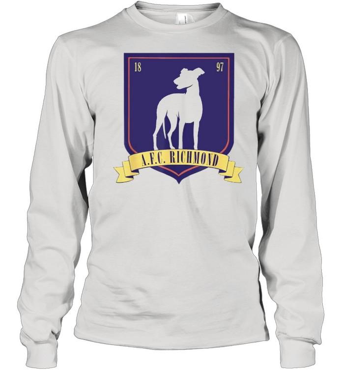 AFC Richmond Logo  Long Sleeved T-shirt
